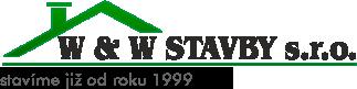 W&W STAVBY s.r.o. - Stavební firma